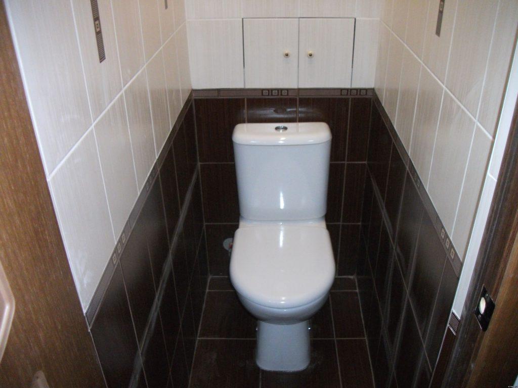 ремнот туалета