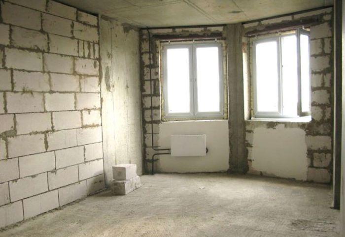 ремонт в новой квартире