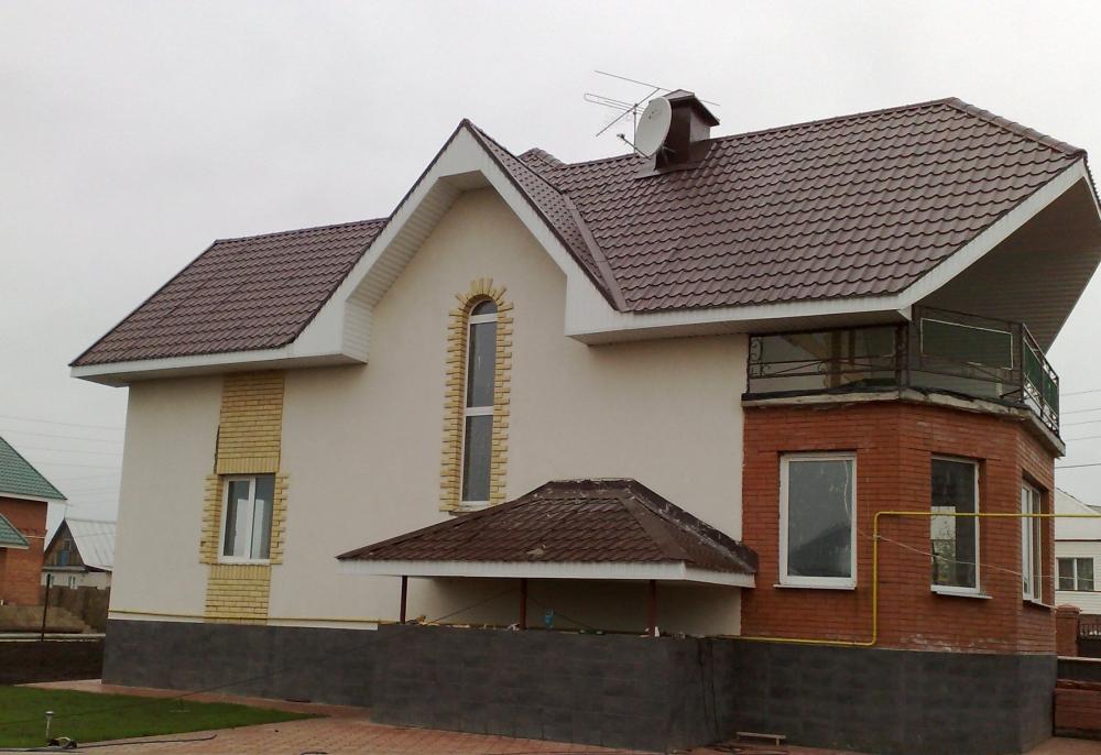 строительство коттеджей в Тольятти