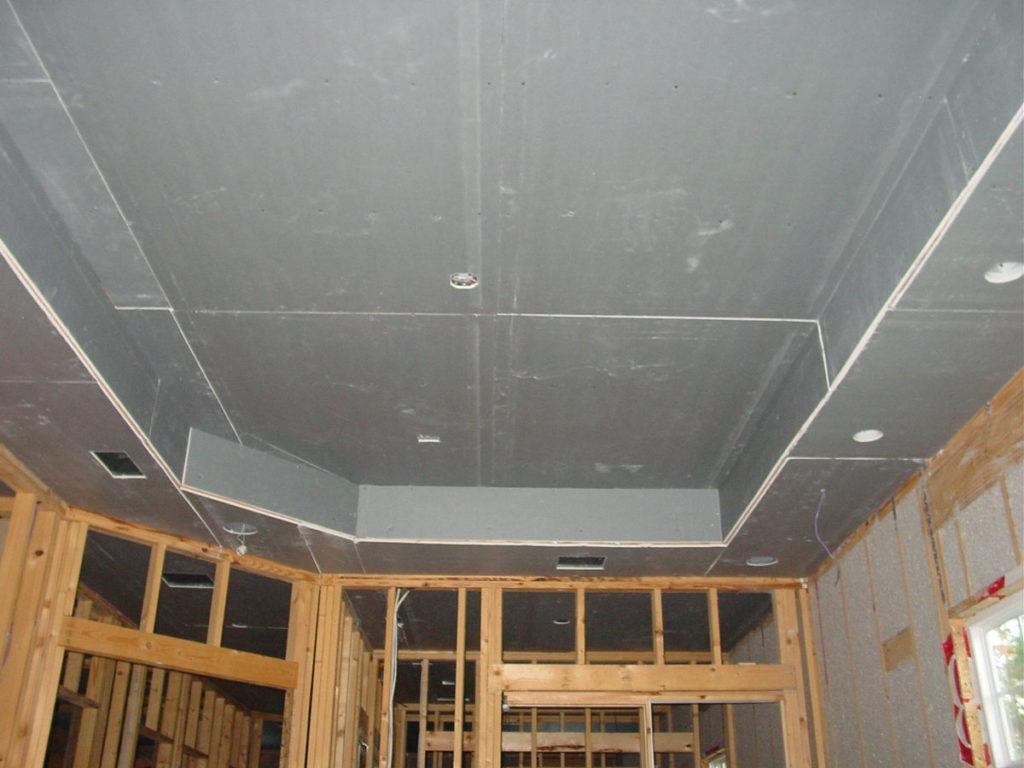 Сделать своими руками потолок в квартире