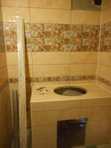 ванная ремонт