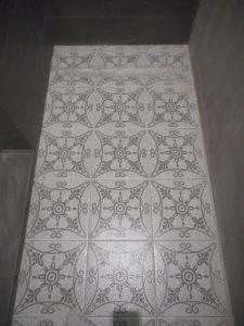 укладка плитки в квартире